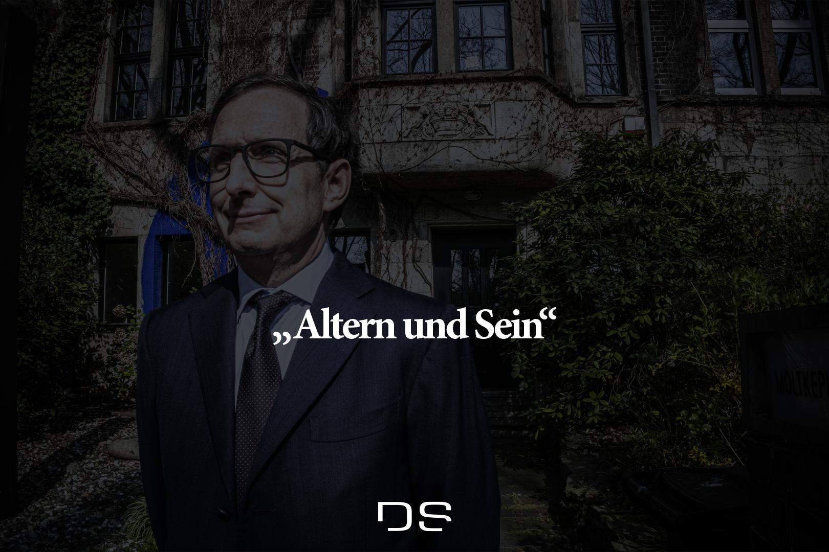 """""""Altern und Sein"""""""